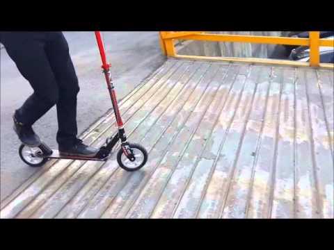 일반 킥보드 VS 타이어킥보드 k15 air scooter