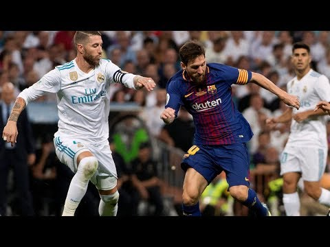 FC Barcelona vs Real Madrid 2017/18