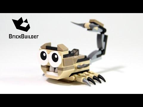 Lego Mixels 41522 Scorpi Lego Speed Build Youtube