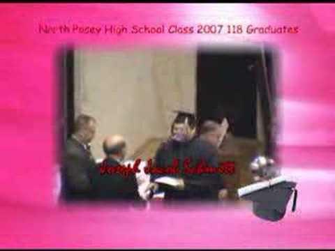 North Posey High School 2007 Grad
