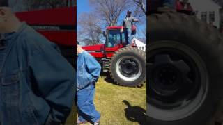 johnson auction case ih 7140