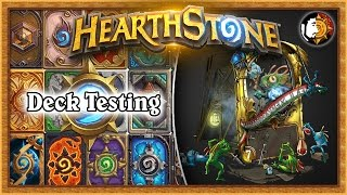 Hearthstone: Legend Jade Shaman Deck Testing (Part 3)