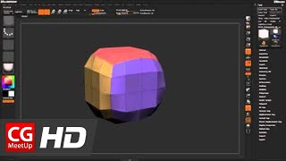 Zbrush 4R7 Zmodeler Poly Move — Quotes And Quotes