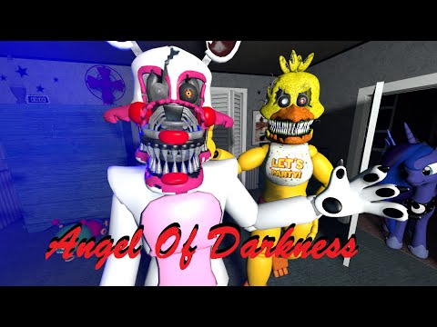 SFM FNAF Angel of Darkness SEIZURE WARNING
