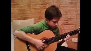 """Hotel California""На Гитаре))(Гитара)"