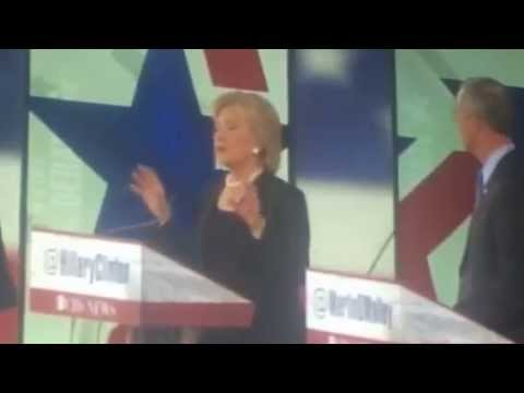 Democratic Presidential Debate 2015