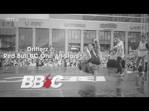 Drifterz vs Red Bull BC One All-Stars // .stance // BBIC Korea