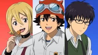 As Melhores OSTs Dos Animes: Cool and Crazy