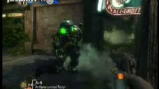 Bioshock - Big Daddy vs Big Daddy!  MUST SEE