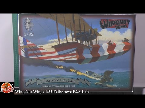 WNW 1/32nd Felixstowe F 2A Review