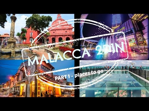 VLOG | Get Fun in MALACCA! 2D1N TRIP { part 2- Places to go }