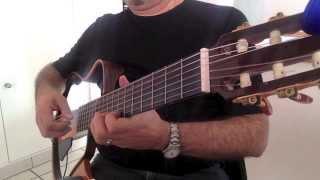 """Gözleri aṣka gülen """" Gitar Cover """" Video"""