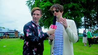 Interview: iDKHOW BUT THEY FOUND ME // Slam Dunk Festival 2019