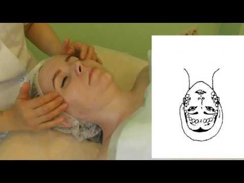 Косметический массаж лица видео уроки