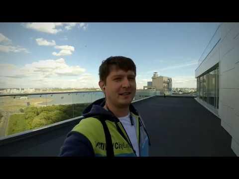 Как снять квартиру посуточно в Казани с видом на Кремль, чаша и аквапарк Ривьера, аренда на сутки