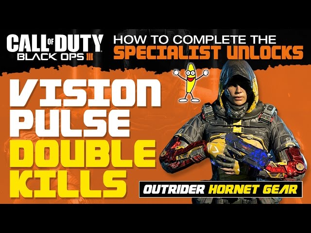 How To Get Vision Pulse Double Kills & How To Get 4 Vision Pulse Kills In A Match