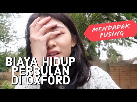 LIVING COSTS IN OXFORD - Cindy Thefannie Mp3