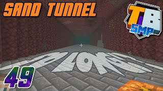 A VERY Very Long Tunnel!- Truly Bedrock S2E49