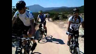 Cycling Latsi - Fontana Amorosa - Blue Lagoon, Akamas Peninsula