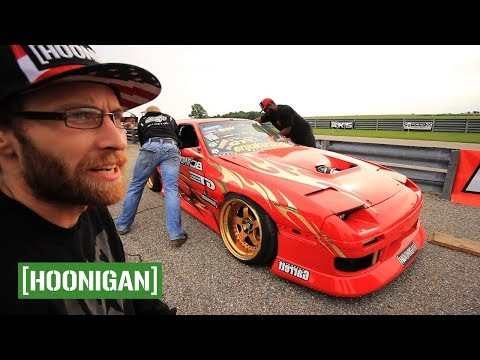 [HOONIGAN] Unprofessionals EP4: Flying Hoods, 4th Gear Drifts & Partying at #GRIDLIFE!