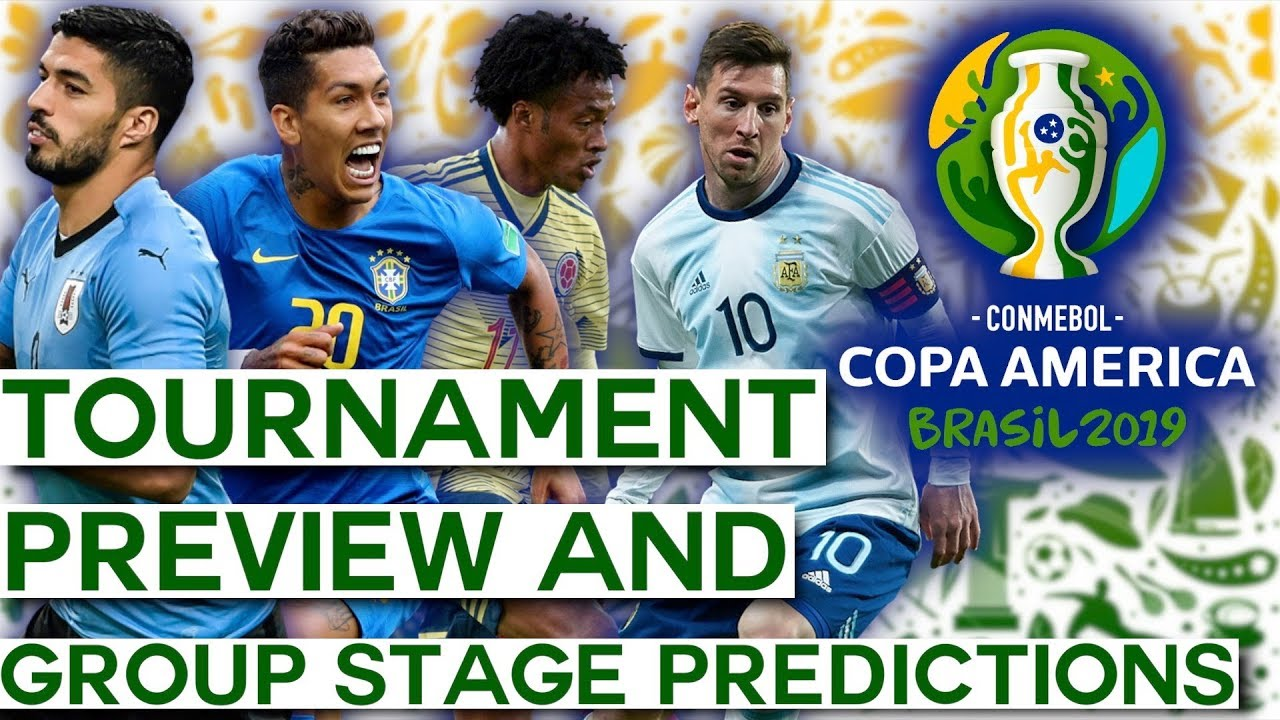 Copa America 2019: Five Games to Watch in the Group Stages Including Brazil, Uruguay and Argentina