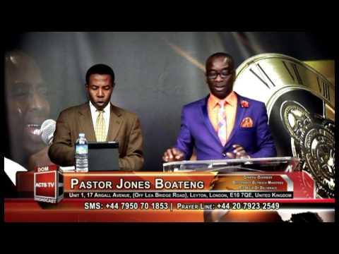 Apostle Dr. Jones Dada Boateng - Who's Holding Your Leg