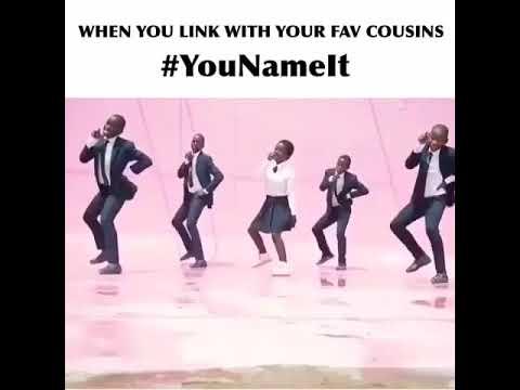 Ghetto Kids dancing #YouNameIt Challenge thumbnail