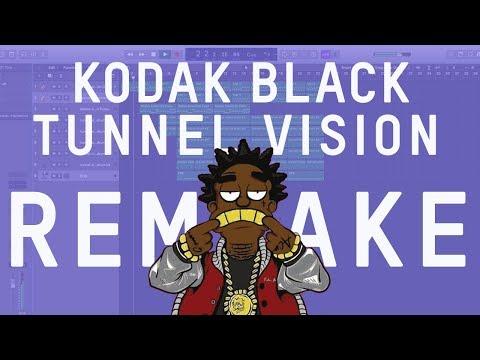 Making a Beat: Kodak Black - Tunnel Vision