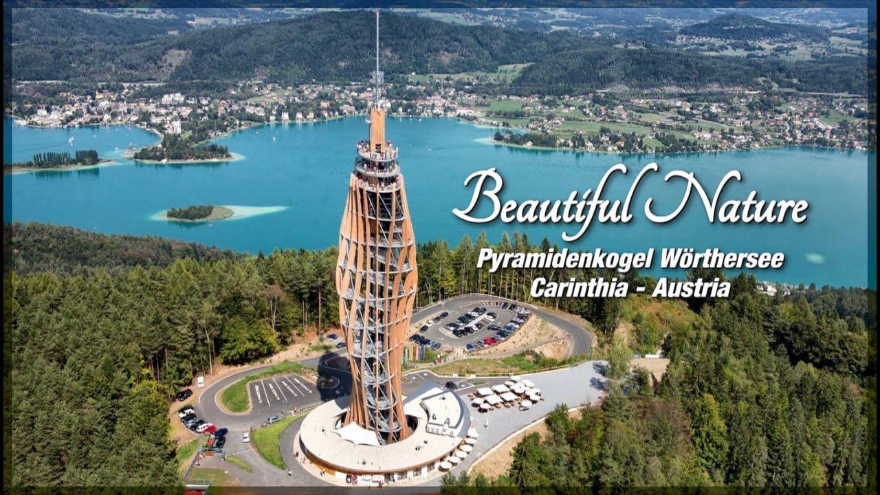 Beautiful Nature Pyramidenkogel Carinthia Austria