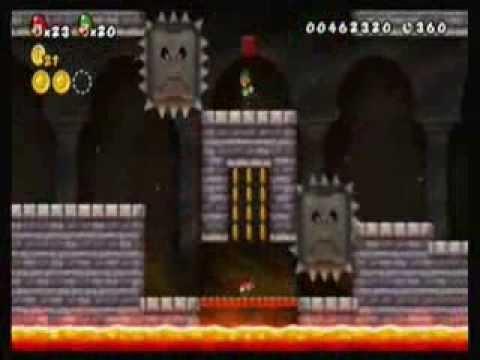 New Super Mario Bros Wii part 2: Bear Necessities