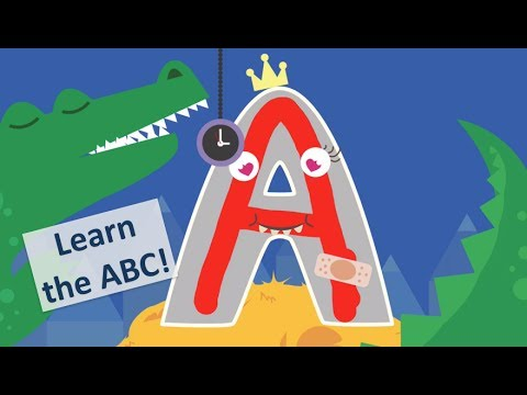 ABC Gurus - Inspire preschooler to learn the alphabet & phonics! - CUTE iOS APP