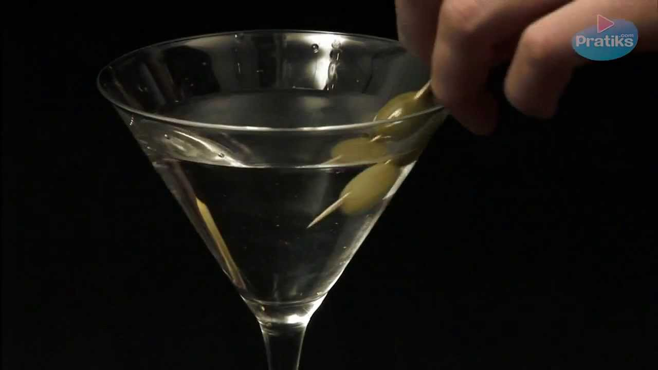 Cocktail le vodka martini ou vodkatini par james bond for Cocktail 007 bond