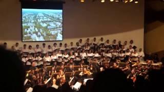 """""""Sinfonia da Alvorada"""" Concerto de Encerramento 38º CIVEBRA"""