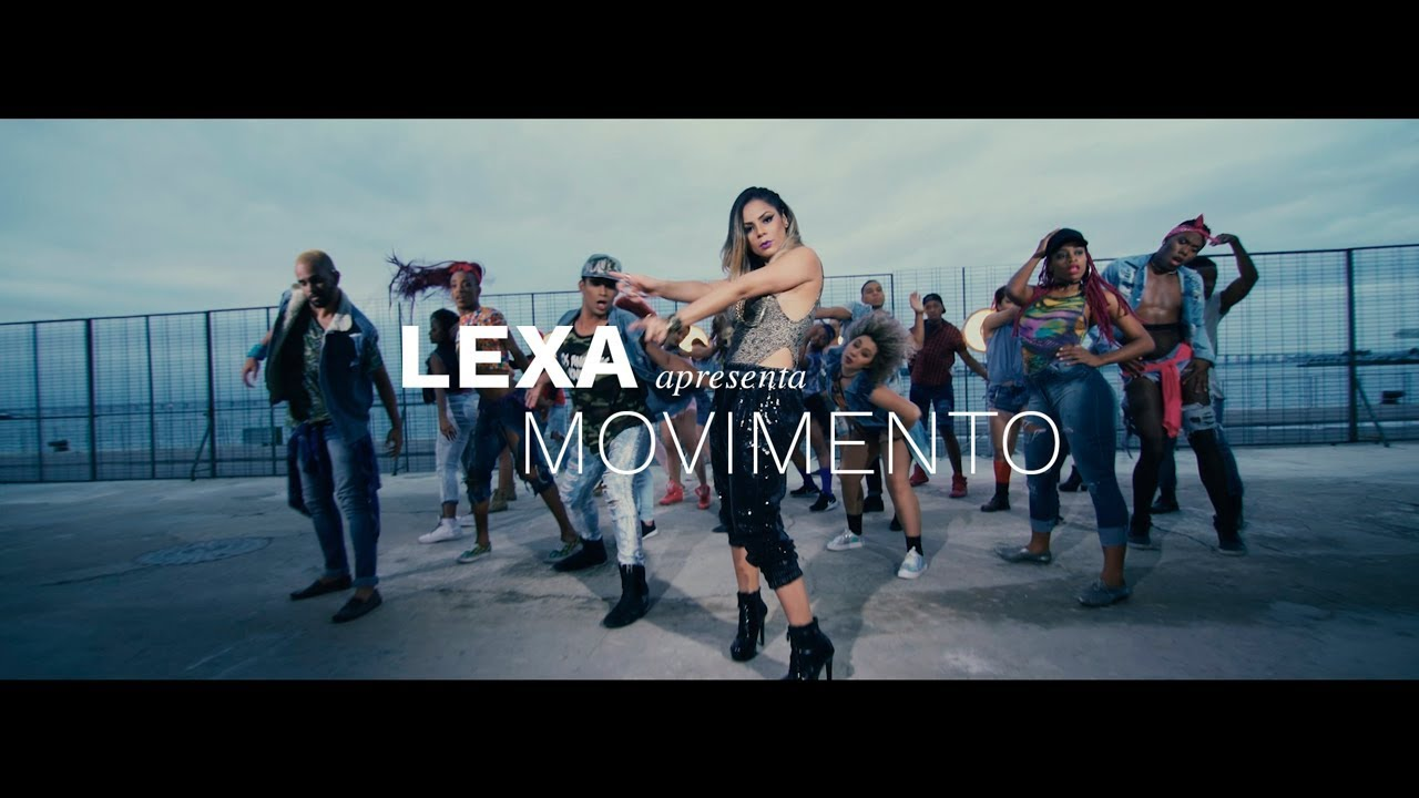ba54d91c0ba Lexa - Movimento (Clipe Oficial) - YouTube
