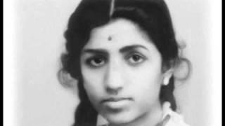 Lata Mangeshkar - Kaajal Bina Meri Pheeki - Dhola Maru (1956)