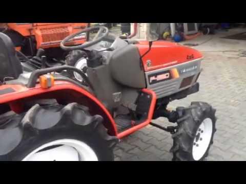 Tractoras japonez de