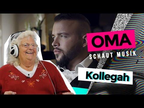 Oma schaut Musik