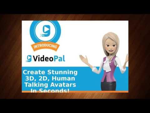 Video Spokesperson Website - Video Pal Avatar ☑️ #wordpress