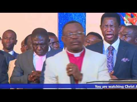 Repeat INDUCTION SERVICE PT  1 by Christ Apostolic Church