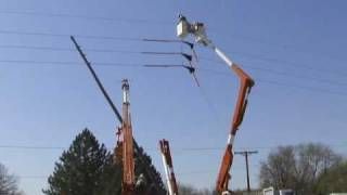 Utility Pole  Replacement