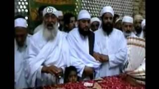 HAZRAT QIBLA  PEER SYED ZULFIQAR HUSSAIN SHAH 2008