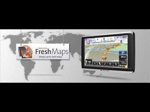 navigon freshmaps