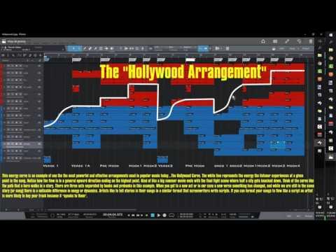 The Hollywood Arrangement Technique | Song Structures [CM]
