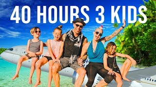 TRAVEL TO BALI 2020 | Family Travel Vlog