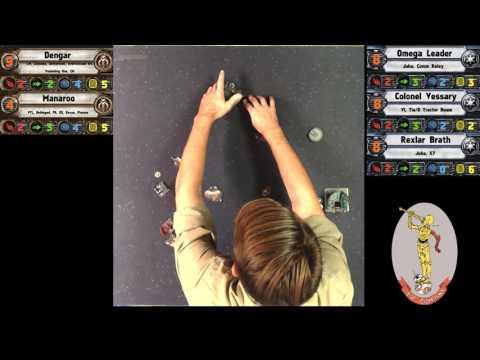 BatRep Dengaroo vs Omega, Vessary, Brath