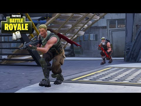 DE SLUIPENDE MAN BESLUIPEN - Fortnite Battle Royale