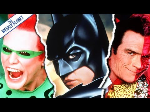 The Batman Forever Feud