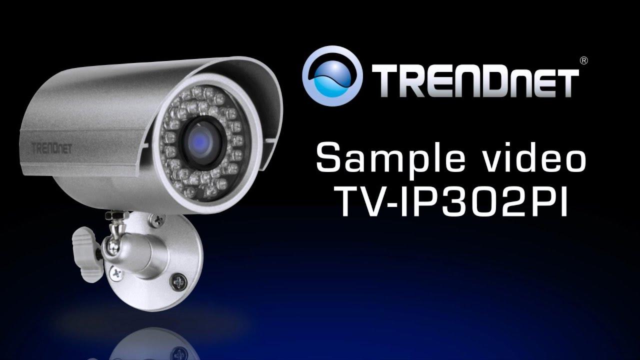 DRIVER: TRENDNET TV-IP302PI V1.0R IP CAMERA