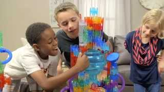 Q-BA-MAZE Ultimate Stunt Set by MindWare Toys