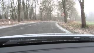 Letzte Durchfahrt Grönwohld Trittau